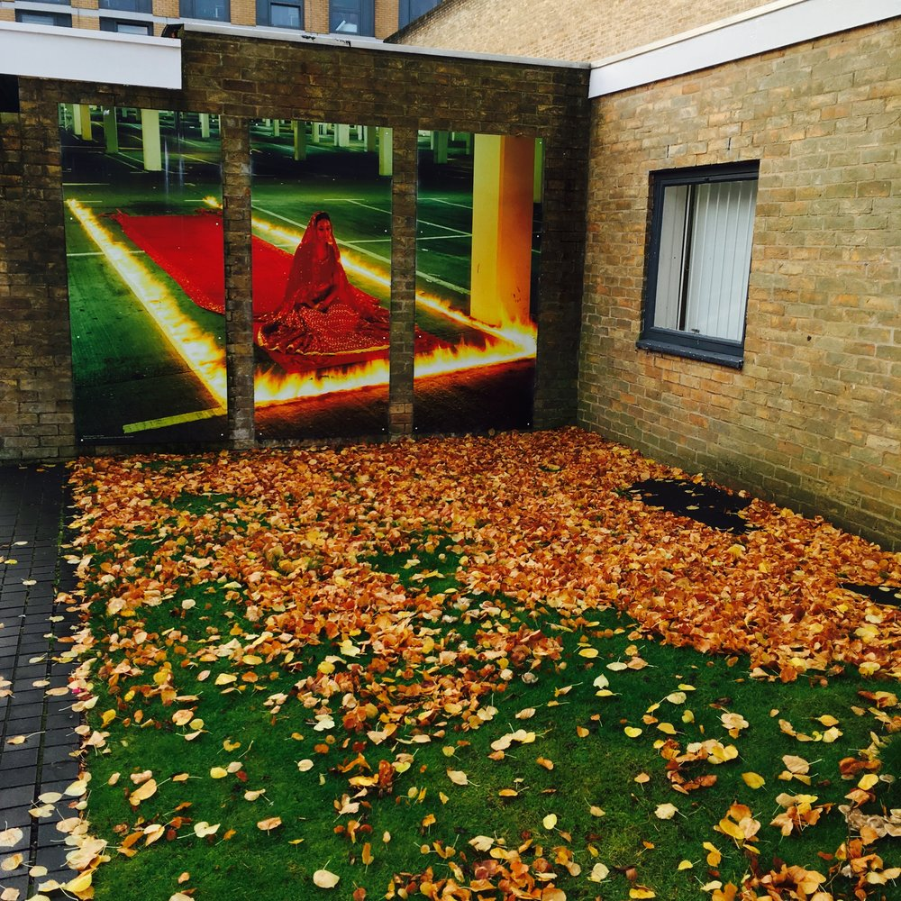 Lancaster University Art Installation - Lancaster Arts