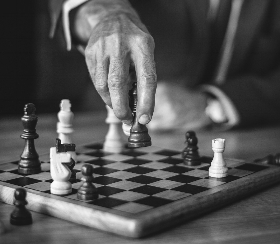 Have you already worked out your next move - and the one after that?