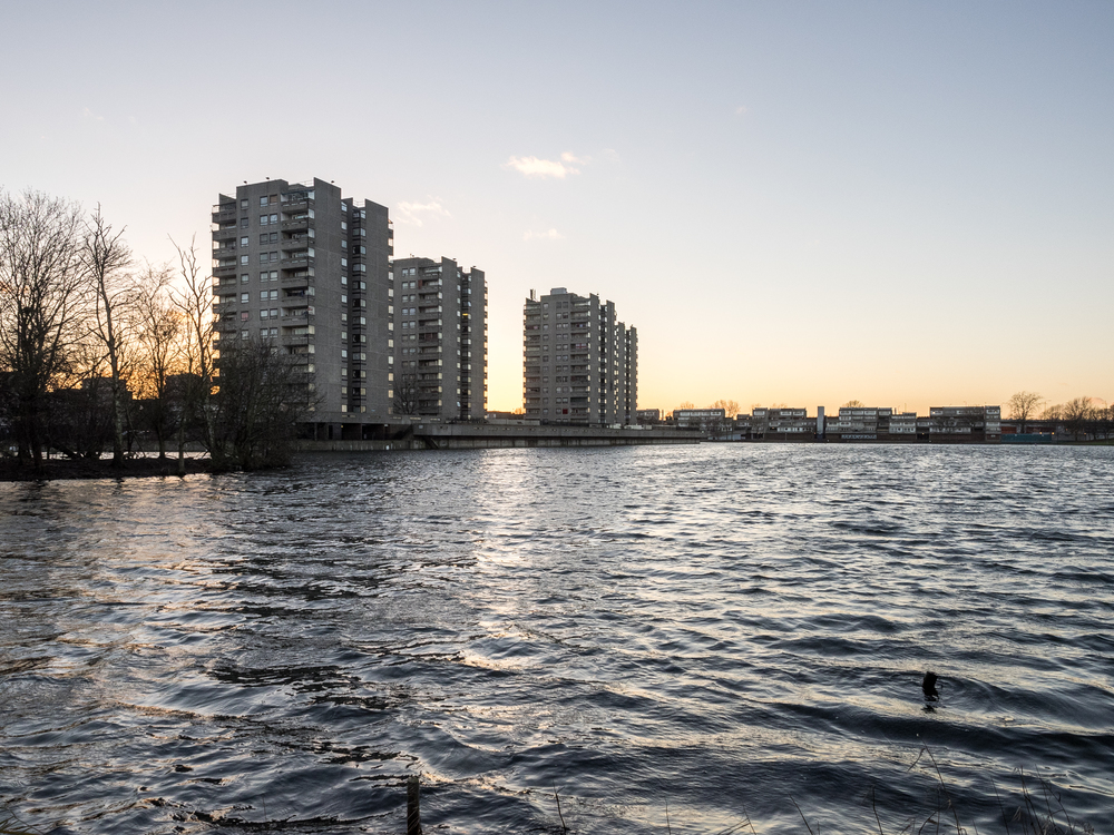 Thamesmead, East London