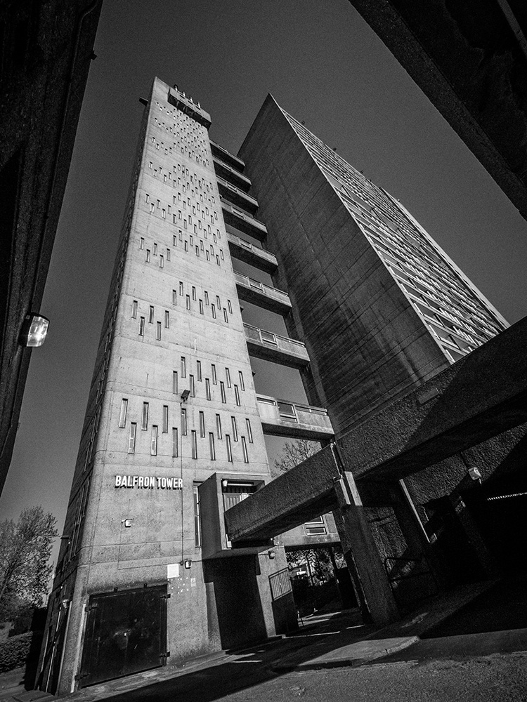 Balfron Tower, March 2014 – James Wakefield