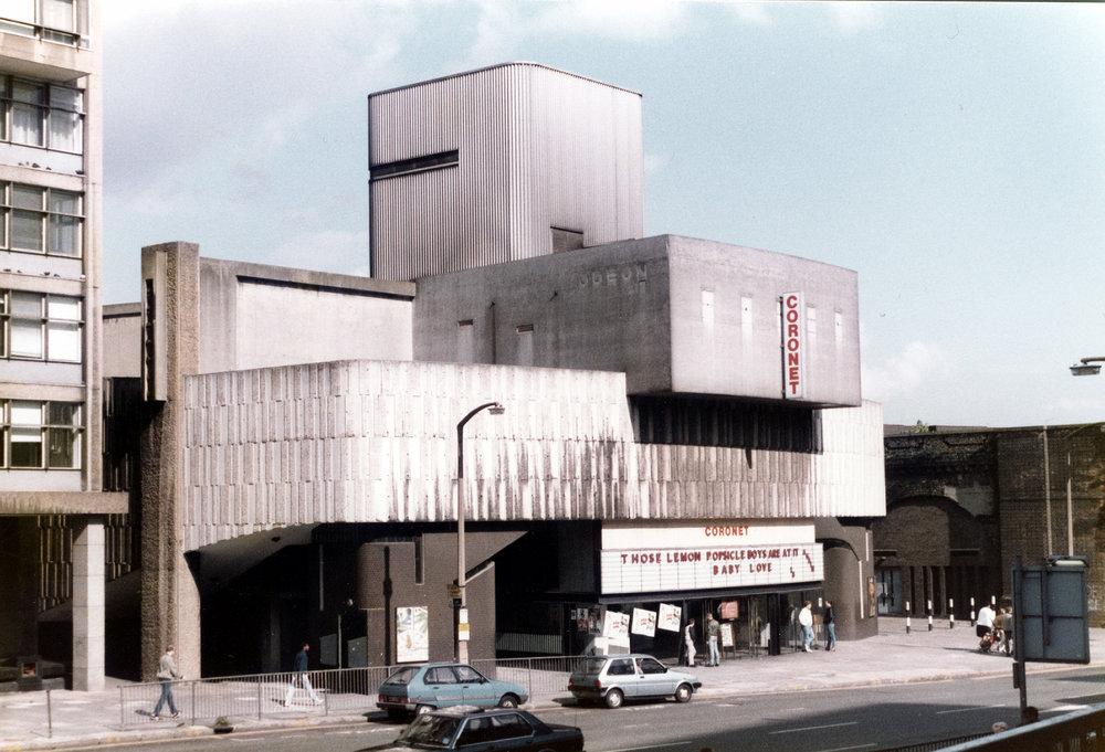 Goldfinger's Cinema at Elephant & Castle (1965-1988)