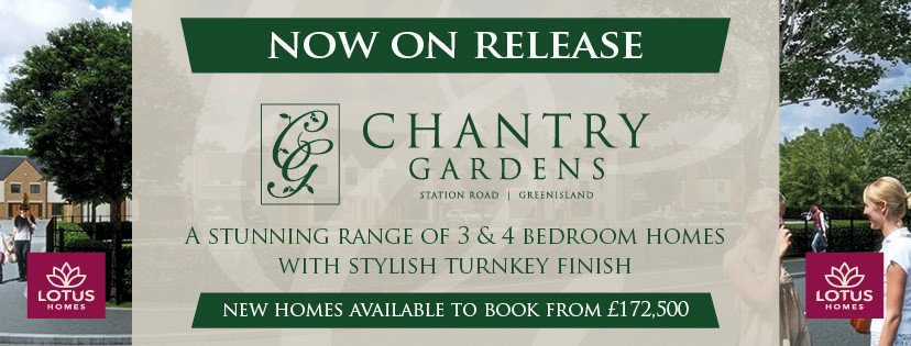 More details on the current availability at Chantry Gardens can be found in the New Homes section of this website.