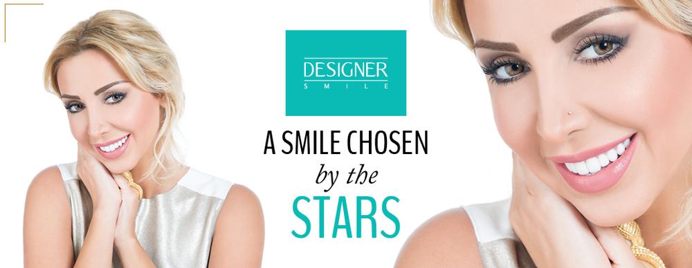 Designer smile