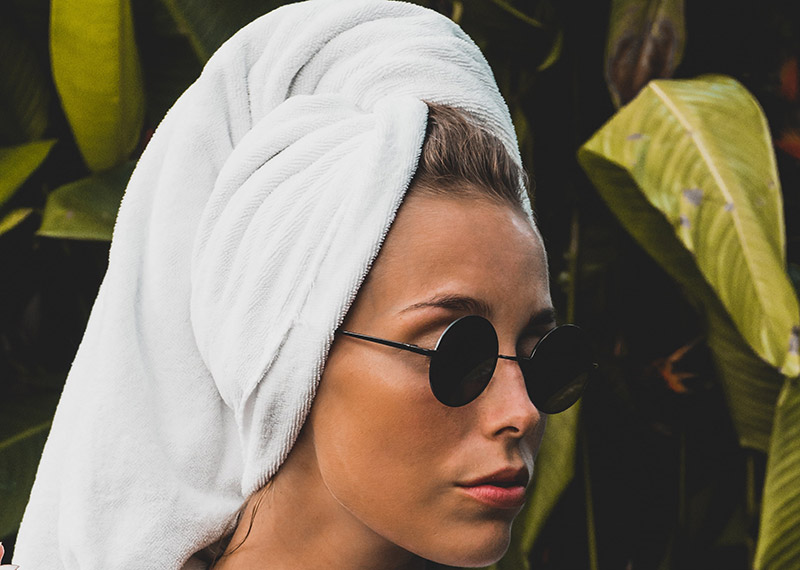 Taking Care of your Hair with Summer Tanning