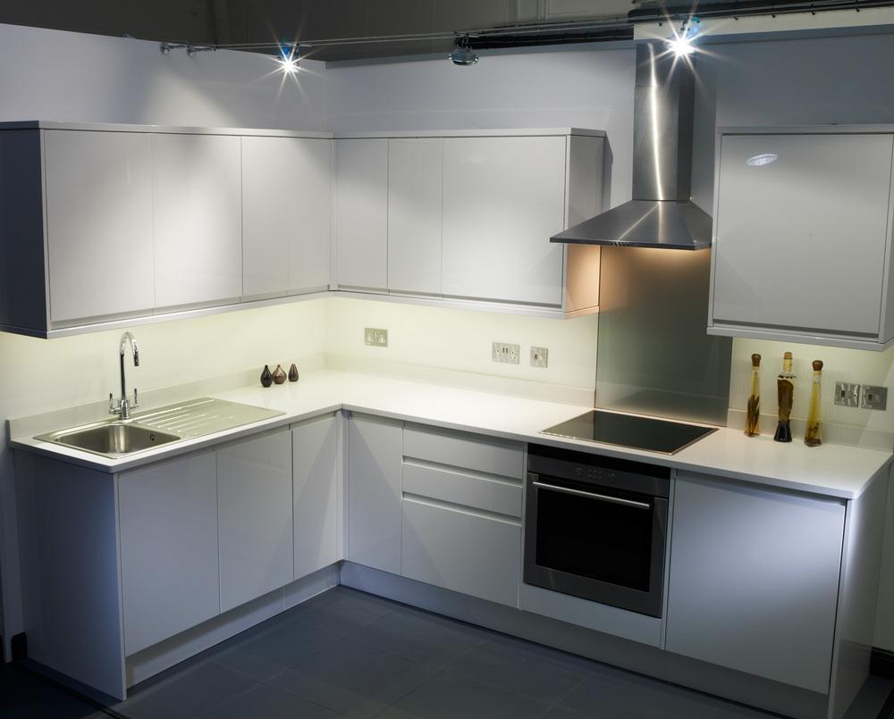 The Kitchen in Studio 1