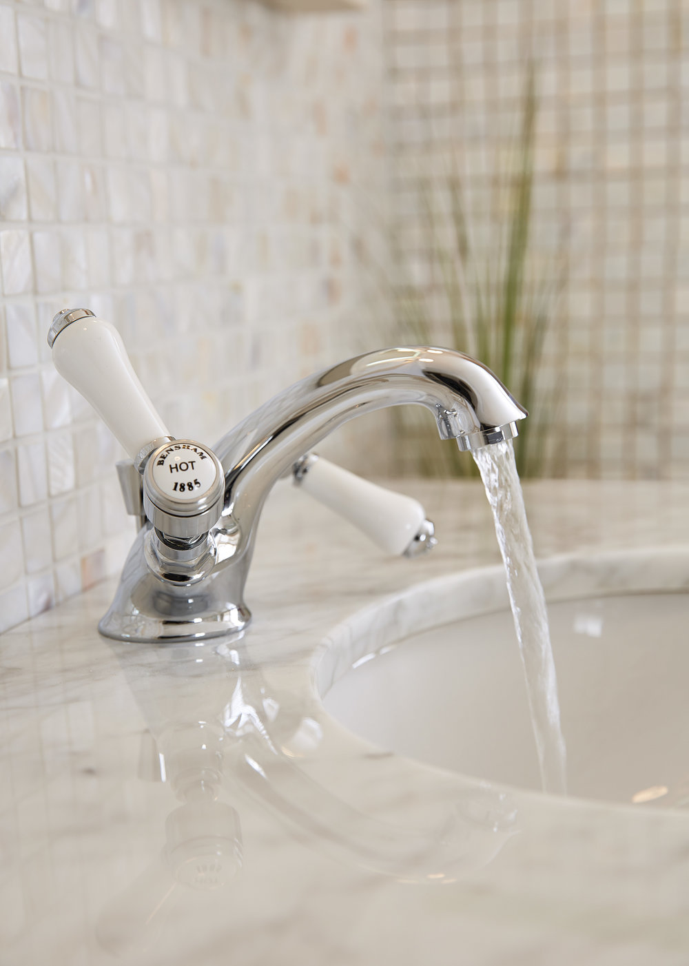 Still Life Product Photography - Bathroom Tap