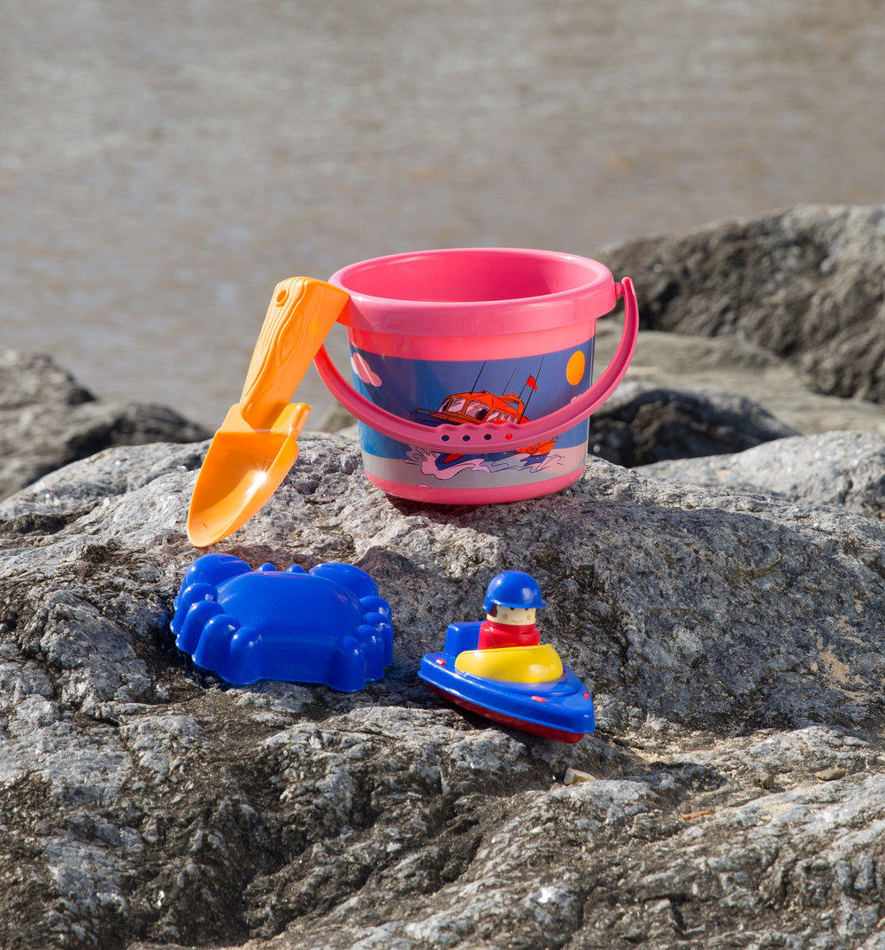 Still Life Product Photography - Location (Beach)