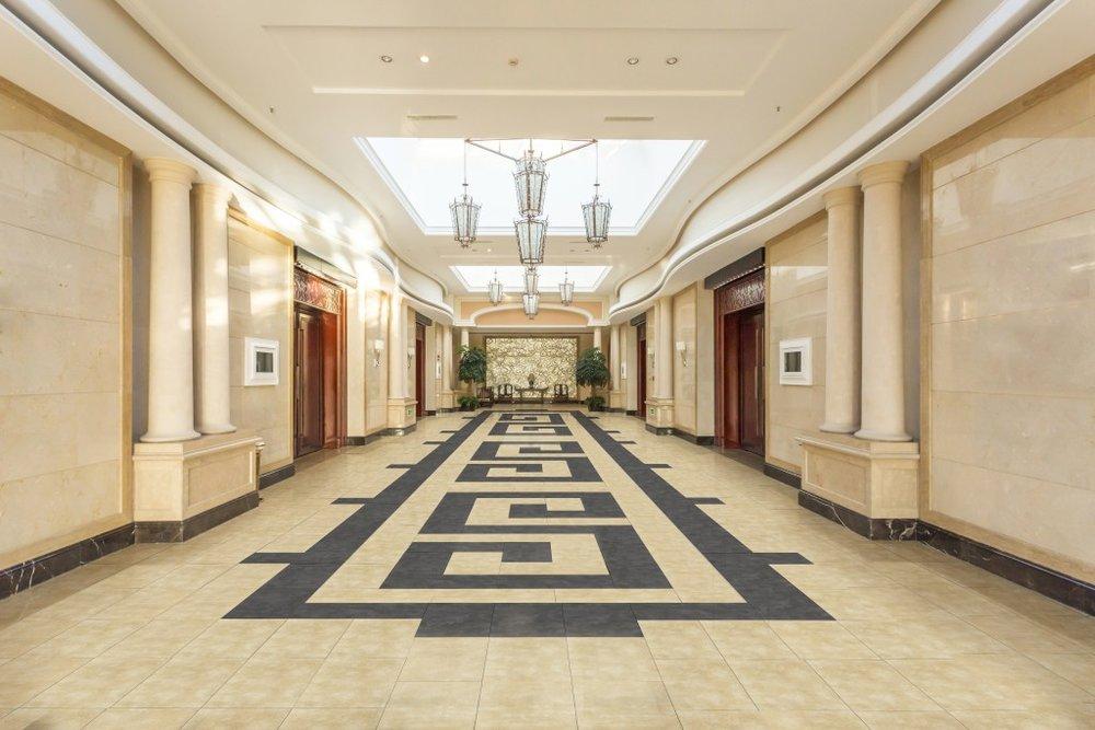 CGI Roomset - Flooring