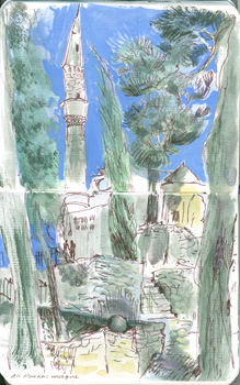 Ioannina, Greece, the Aslan Mosque