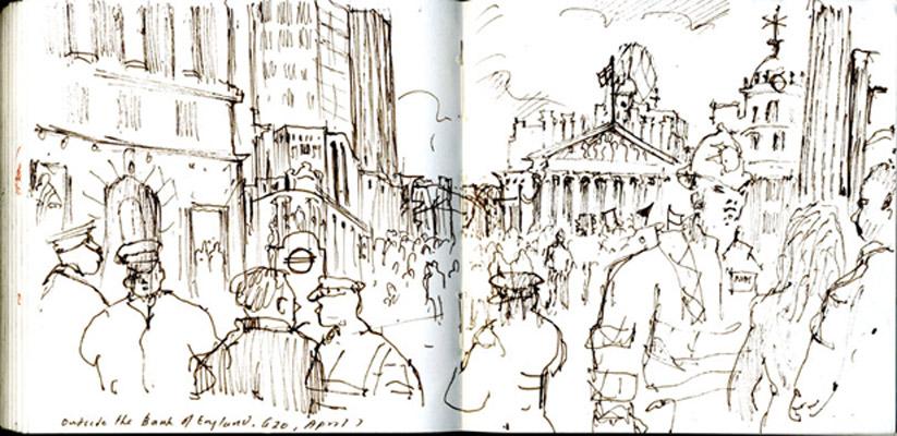 G20, City of London