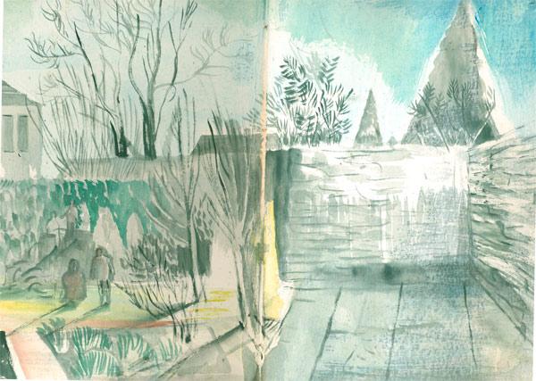 Garden, Kirkwall, Orkney