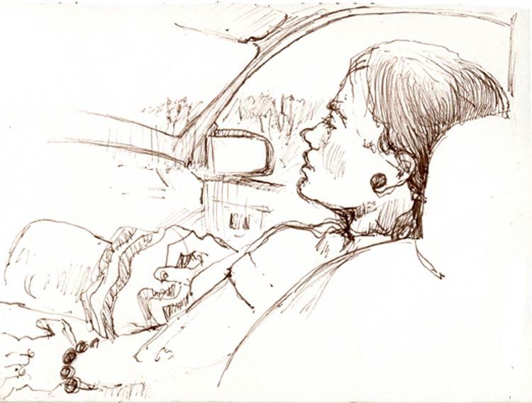 taxi to Santa marta