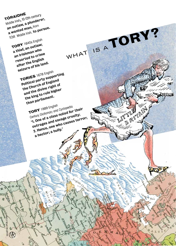 What is a Tory?