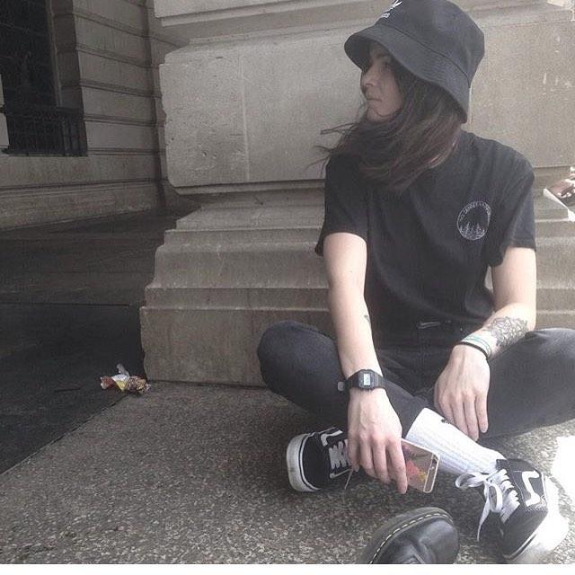 @__lxsd in our black #nogendernoproblem tee!