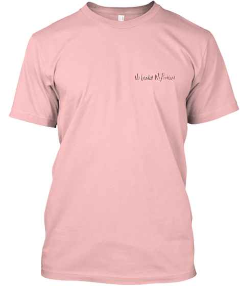 Pink Signature Tee - Celebrate the non-binary in one of our pink signature tees! $19.99