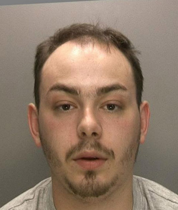 Reece Baker, jailed in the UK for pirating movies