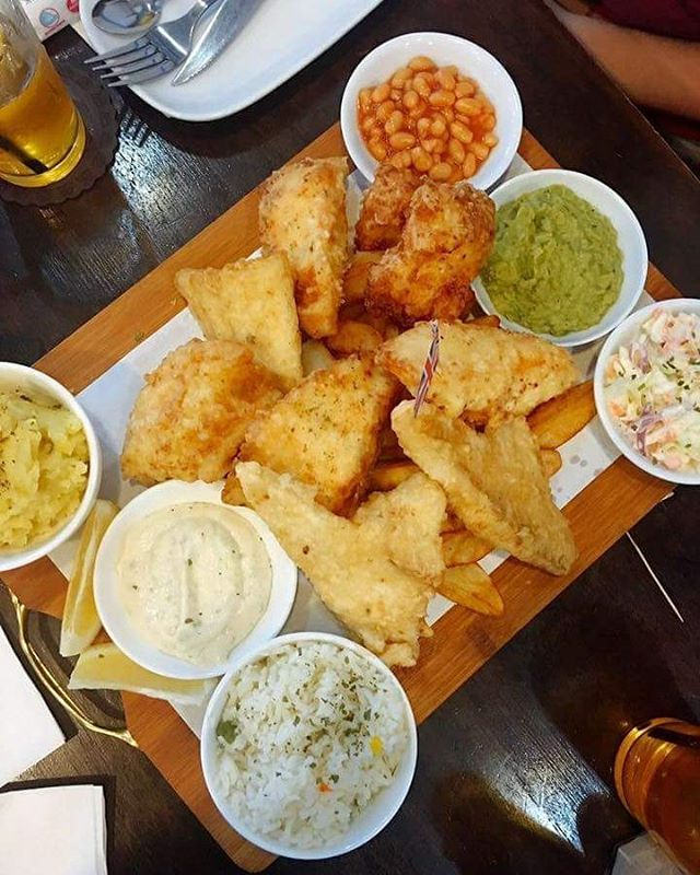 We're Back Open Today!  Tired of eating local food?  Missed our fish and chips?  Get Your Fish and Chips Fix today from 5pm... See you later!
