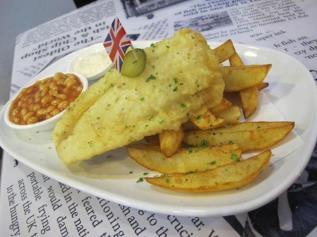 "Good day to our fellow fish and chip lovers in Instagram! Good news for all of you! We have just launched a new catch of the day named ""Perch"" for you to try out! Come on over to your nearest Cor Blimey Restaurant to try it out! It's only available during the weekends 👍🏻#corblimey #fishandchips #british #jomcorblimey #makanfishandchips"