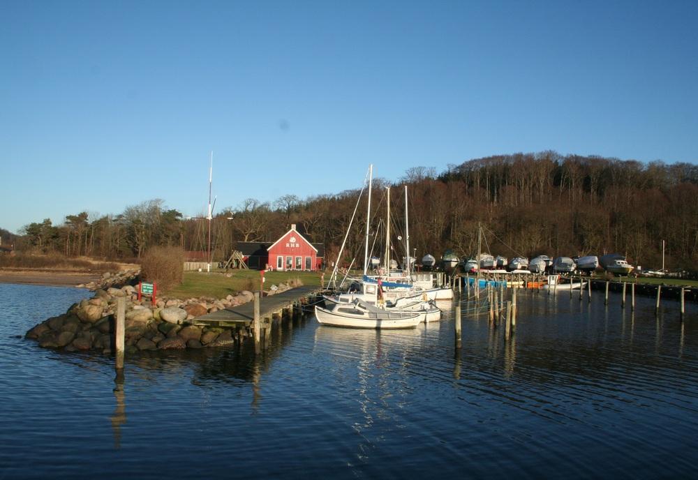 Molen ved rosenvold havn