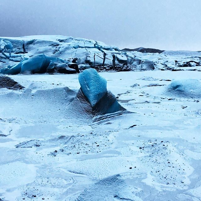 ❄️#Iceland #travel #glacier #location #photography