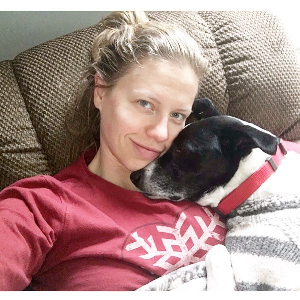 So I haven't done a #fridayintroductions in quite some time so here goes! Hi I'm Sam and my snuggle dog Beau. Lots of friends have been posting their #fivejobsbeforenow and here's mine:  1. Law office assistant - from high school and into college I worked at my mom's law firm but don't be fooled, she's not an easy boss! She taught me a ton of priceless skills (filing, customer service, answering phones, organization, etc) that I've been fortunate enough to use throughout my jobs, plus it was fun to get treated to Starbucks or ice cream!  2. Concession stand manager - when I was in college, I was hired to run some concession stands for Outback at the Jacksonville Jaguars stadium (called Everbank Field). Every Sunday I was at the stadium running around. Managing people taught me a lot but I never want to be on my feet that much again. Also getting to take home free food was pretty awesome!  3. Research aide at the VA Hospital - I helped a team working on research with office administration type stuff. It was quite fascinating and I got the chance to set up their filing system to keep track of what stage a patient/study participant was in. I realized here I love organization!  4. City Planner in Jacksonville, FL - started as an internship and turned into a full-time job. I worked in historic preservation and zoning during my 6 years here. I had fun getting lost in research, helping people open their small businesses and sharing the history of an amazing city. Having the desire to help.make things easier for people really was developed here and is something I take with me everywhere I go and into my business.  5. Historic Preservation Planner in Cambridge, MA: this is actually what fills my days right now. I haven't had too many jobs and moving up to Cambridge has been an adventure of its own. Here's where I've learned about our country's history, the insanely long and wonderful history of Cambridge (hello founded in 1630!!!!) and had a grand time working on historic preservation projects.  What about you? What were your last 5 jobs?