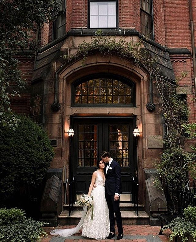 Ready for some tears and lovey feelings to brighten up your Monday and escape the dreary New England weather? Pop on over to @overthemoon's weddings to read the most darling love story and see more of the beautiful details about the bespoke bibliophile wedding of S + Z  #linkinbio #cureformonday #love #bibliophile #bostonpubliclibrary #bplwedding #bostonwedding #bostoncalligrapher #calligraphyboston #weddingboston #calligraphy #moderncalligraphy #happilyeverafter