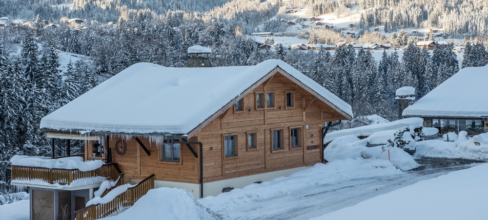 Our chalets