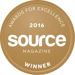 We have won Source Magazine's 'Favourite Food in Morzine' in 2015 & 2016!