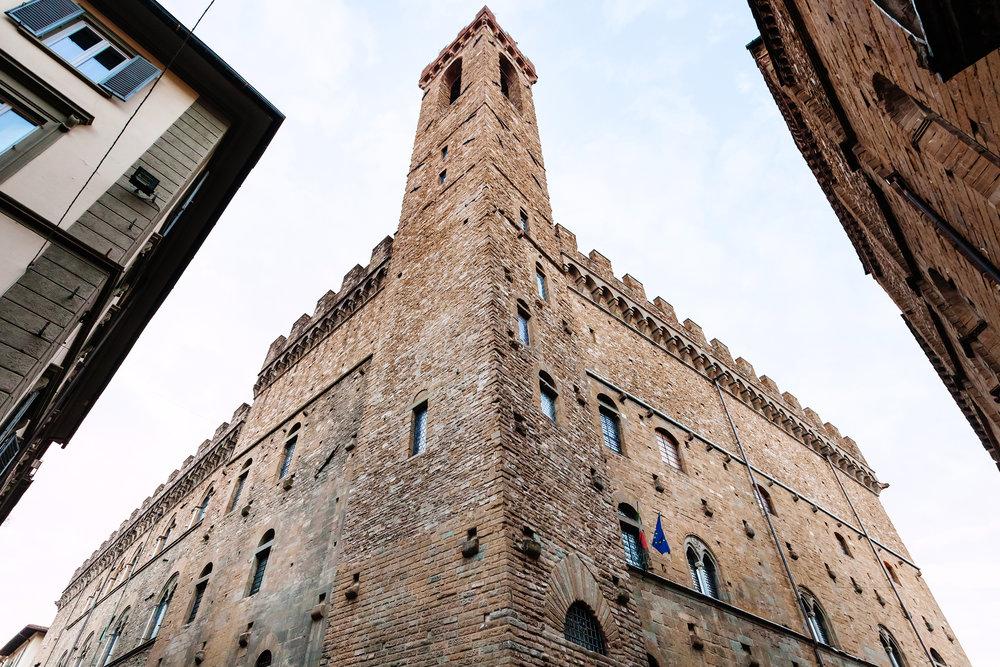 Leone Blu Firenze