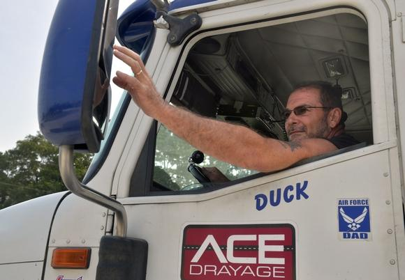 Savannah trucking companies face driver shortages — Ace