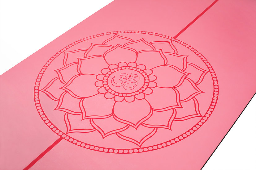 Best Sticky Mat - By Phantai Mandala Mat £80Super thick, this very high quality heavy mat is super-super grippy. In fact it's the stickiest mat I've ever tried. It has a smooth surface with gorgeous mandala design.