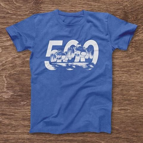 The Indy 500 is only a few weeks away! Gear up with our throwback Indy 500 tee. Visit our shop page to find this tee. Limited Availability!⠀ ⠀ #Indy500⠀ #Indy500Tshirts⠀ #IndianapolisTshirts