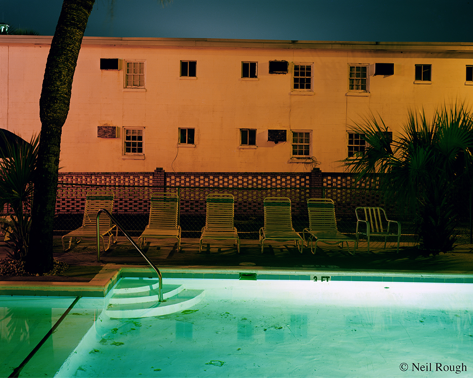Myrtle Beach Pool at Night 2011.jpg