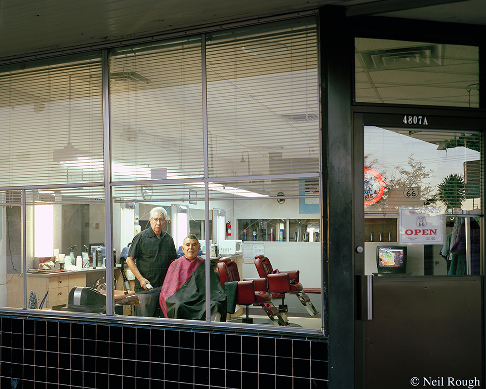 NM Albaquerque Barber Shop 2010.jpg