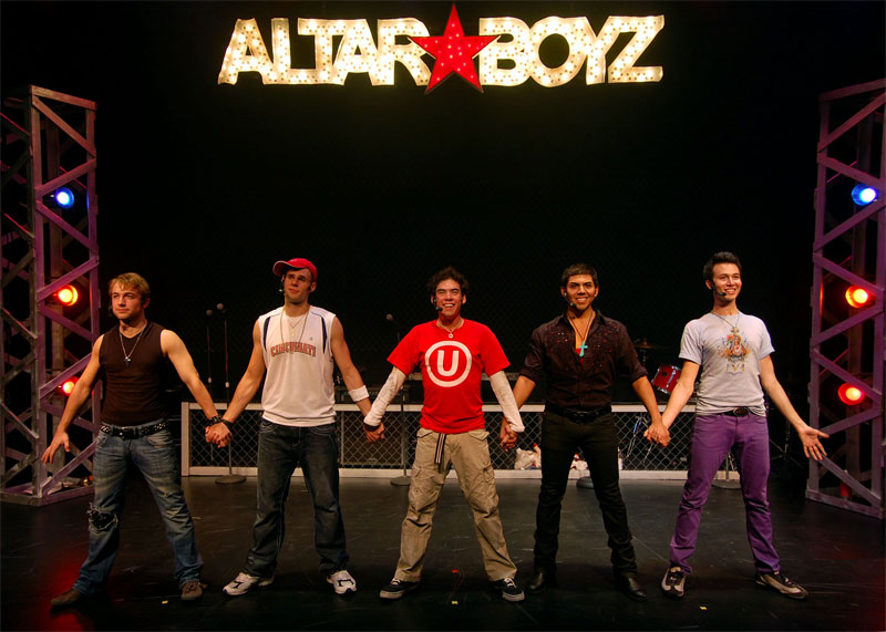 Altar Boyz, The Theater Barn