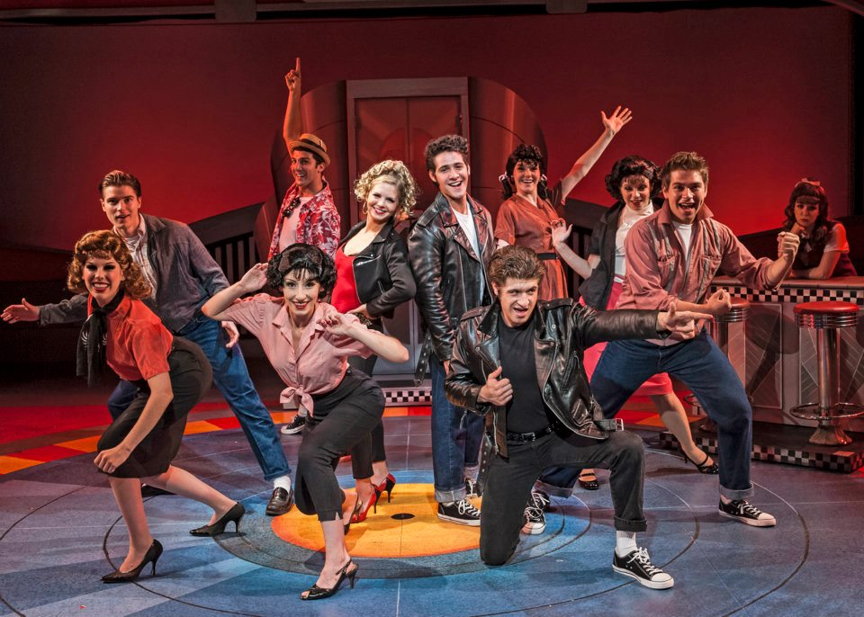 Grease, Cortland Repertory Theatre