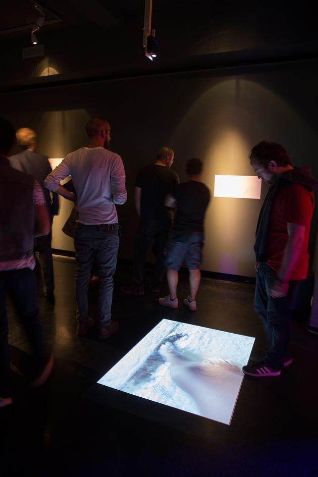 Myriam Mihindou / La Folle / GRASSI Museum für Völkerkunde / 2016 / Copyright Sandra Neuhaus