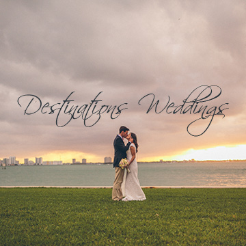 Destination Weddings: New England and Beyond
