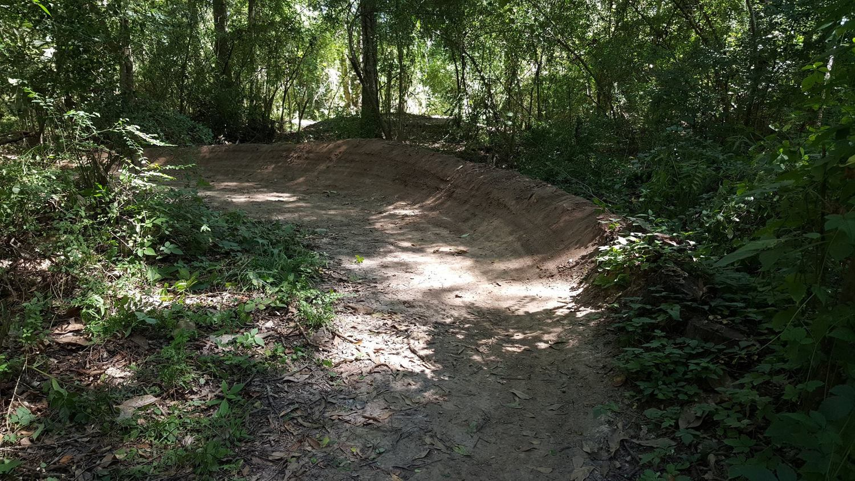 Acadiana Park Mountain Bike Trail Trail