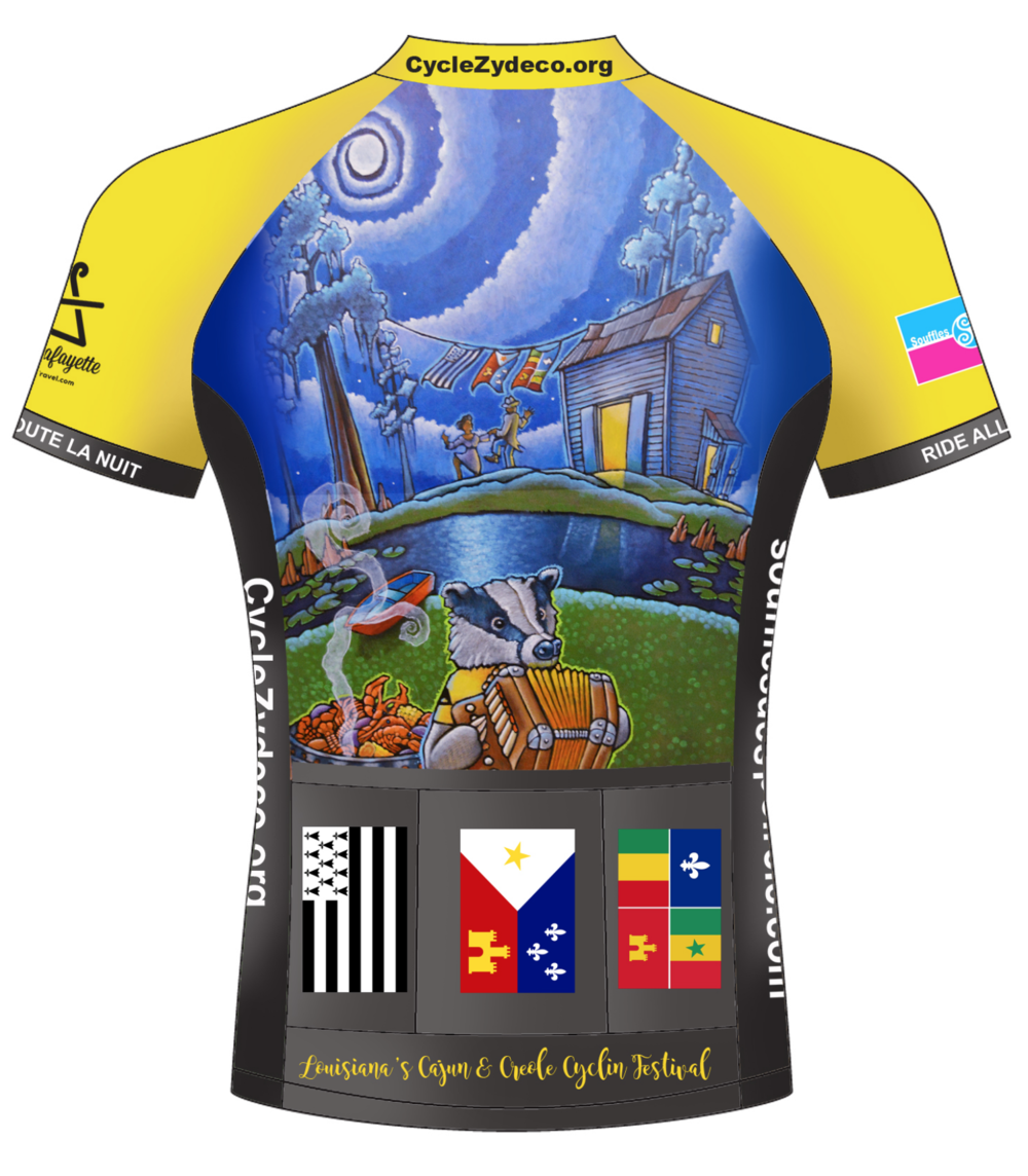 2018 Cycle Zydeco Jersey — TRAIL f43ac8524