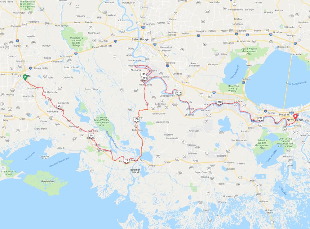 The inaugural BALL.  260 miles randonnee du festivals