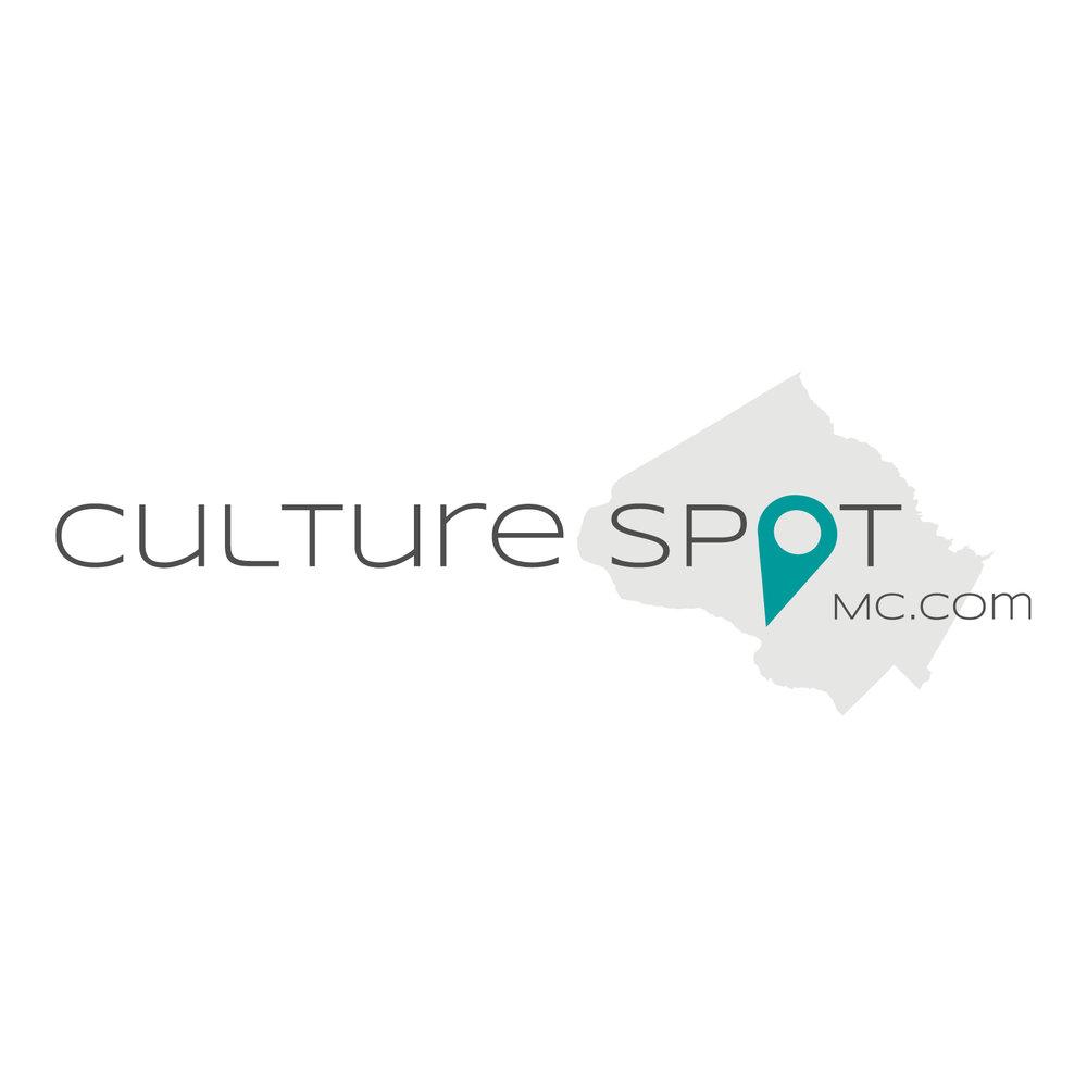 Culture Spot MC //    Visit Site    Promotional Rack Card & Web Graphics