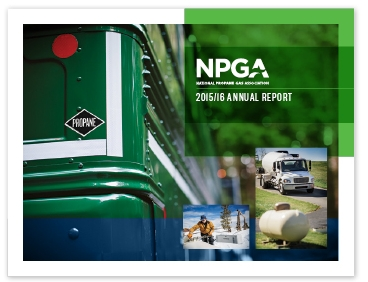 National Propane Gas Association   2015/16 Annual Report