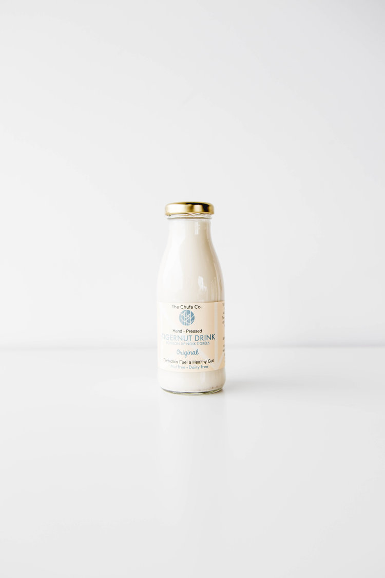 Organic Tigernut Milk Original 250ml