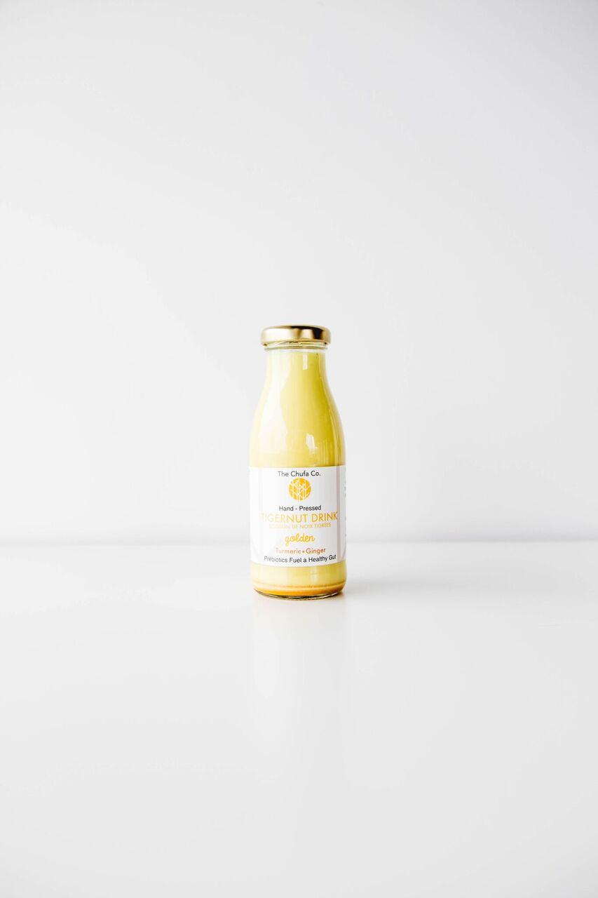 Organic Tigernut Milk Golden 250ml