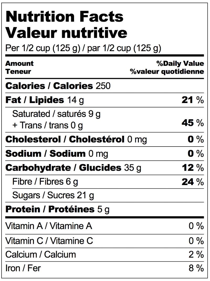 Nutrition Vanilla 125g.jpg
