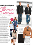 Justin Timberlake InStyle Magazine