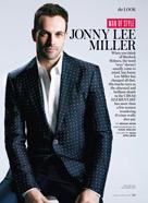 Jonny Lee Miller InStyle Magazine