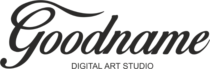 Goodname digital art studio, concept art illustration