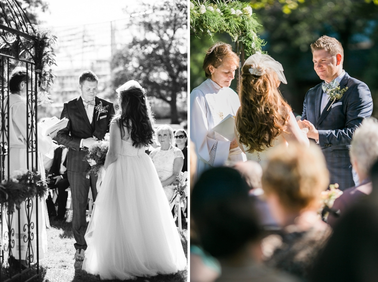 Cleveland Wedding at the Glidden House